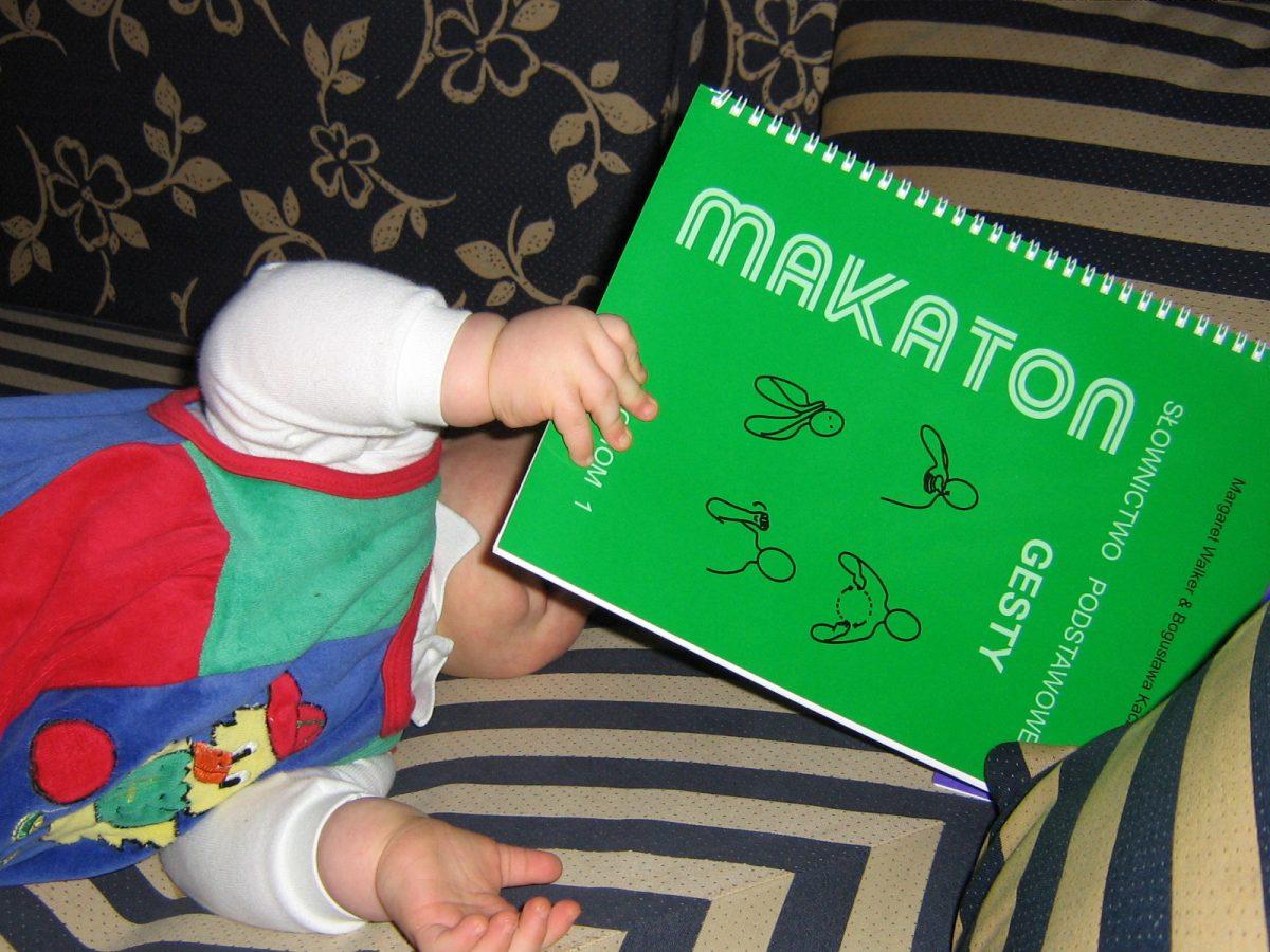 Makaton podręcznik gestów