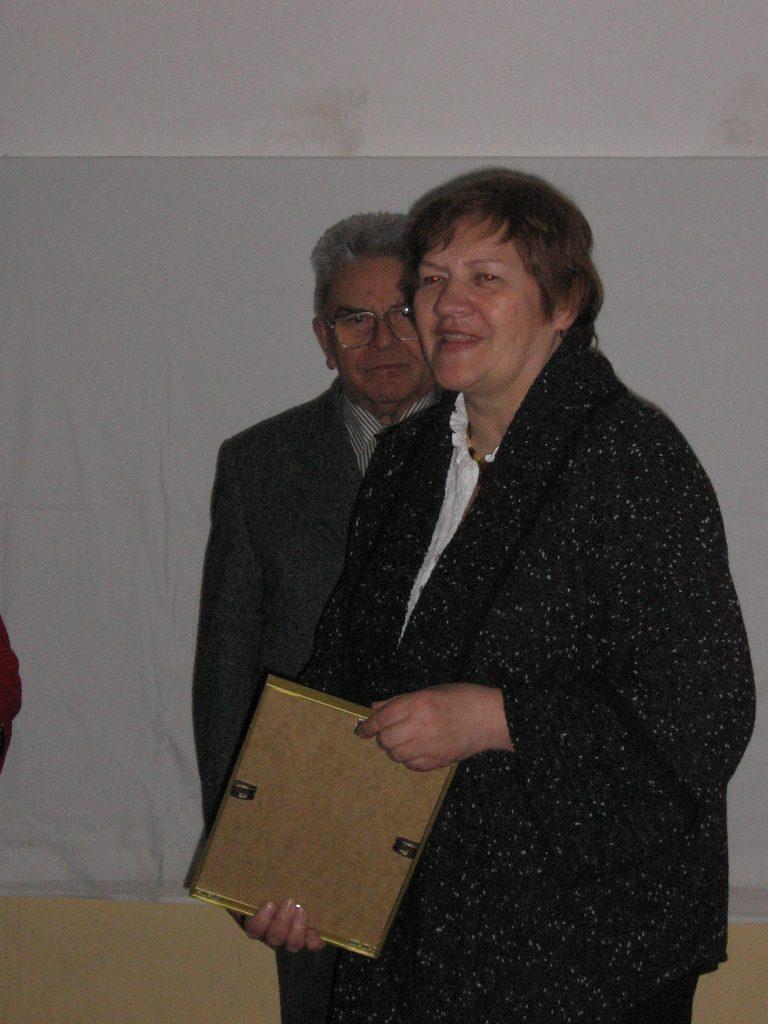 profesor Alina Midro