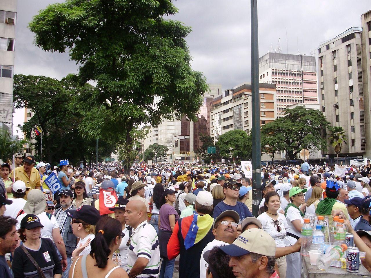 zdjęcie manifestacji