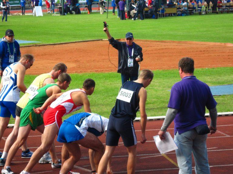 start maratończyków