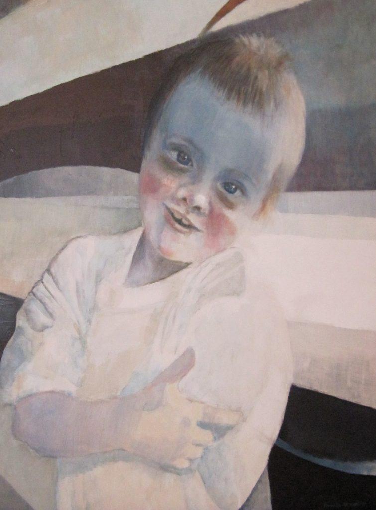 portret nastolatka
