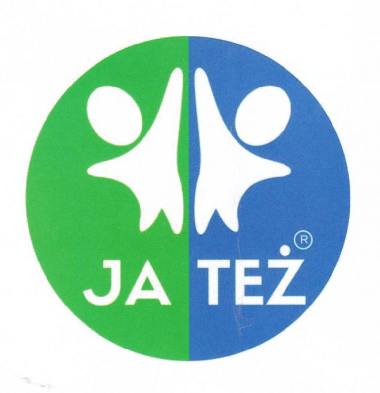 logo Fundacji ja też
