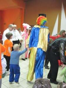 przedstawienie cyrk
