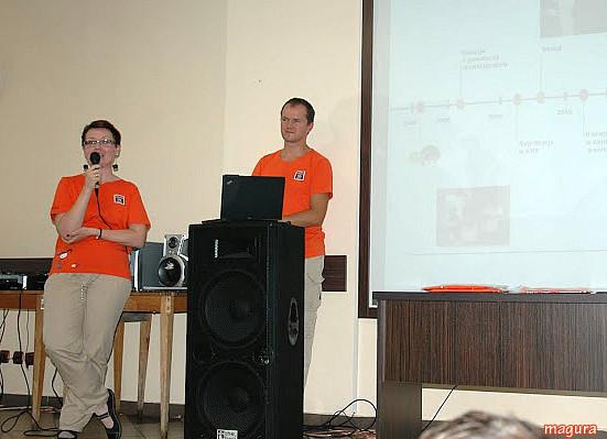 prezentacja odziałalności stowarzyszenia