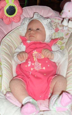 zdjęcie niemowlęcia