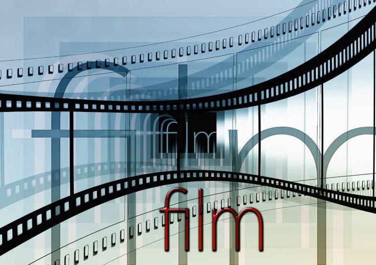 zdjęcie kliszy filmowej