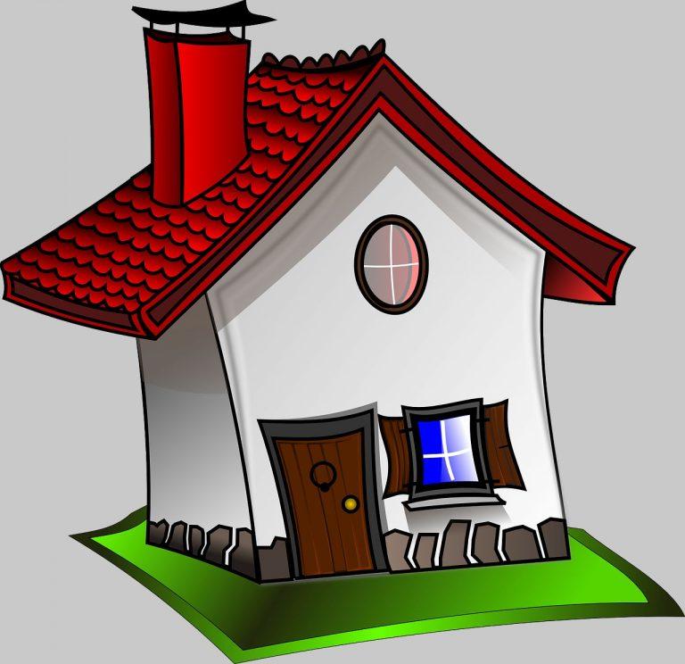 ilustracja domu