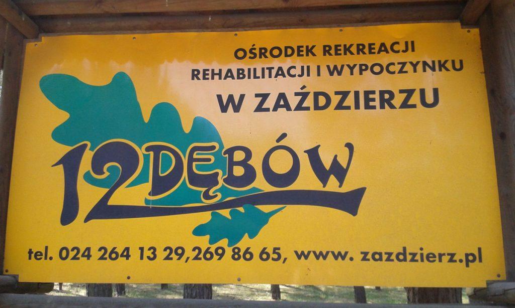 logo 12 dębów