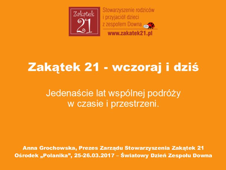 prezentacja zakątkowa w Polanice