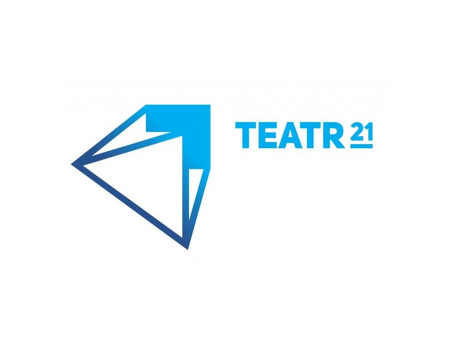 logo teatr 21