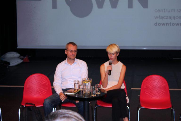 Justyna Sobczyk i Jacek Hołub