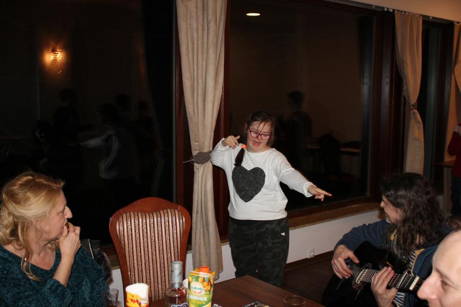 Bianka tańczy