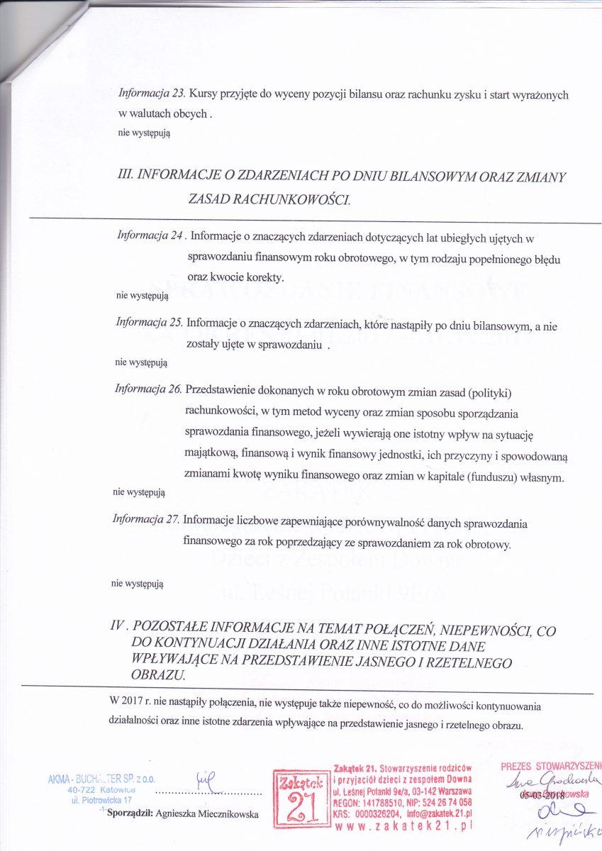 sprawozdanie finansowe strona 13