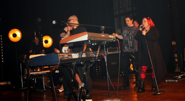 zespól Lombard na scenie