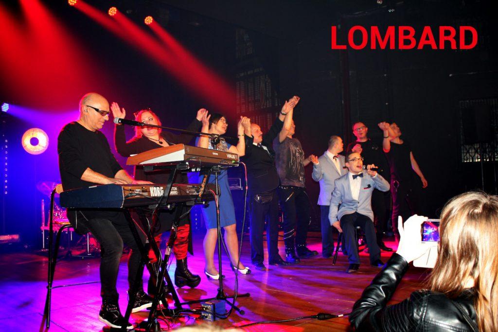 zdjęcie zespołu Lombard