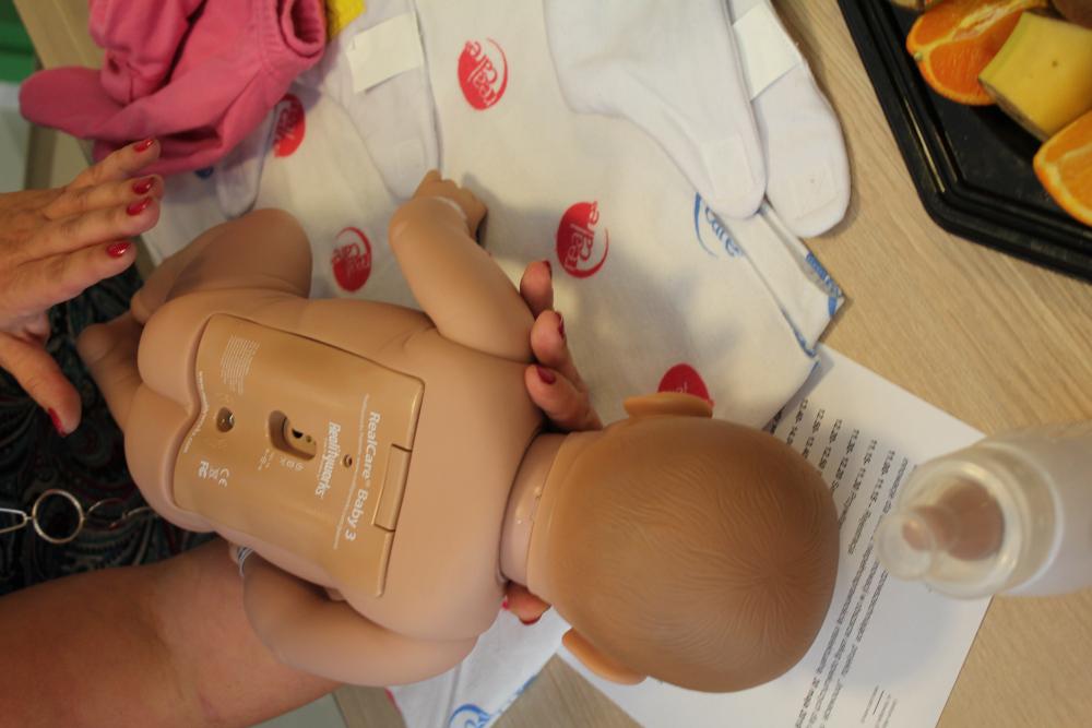 symulator niemowlęcia
